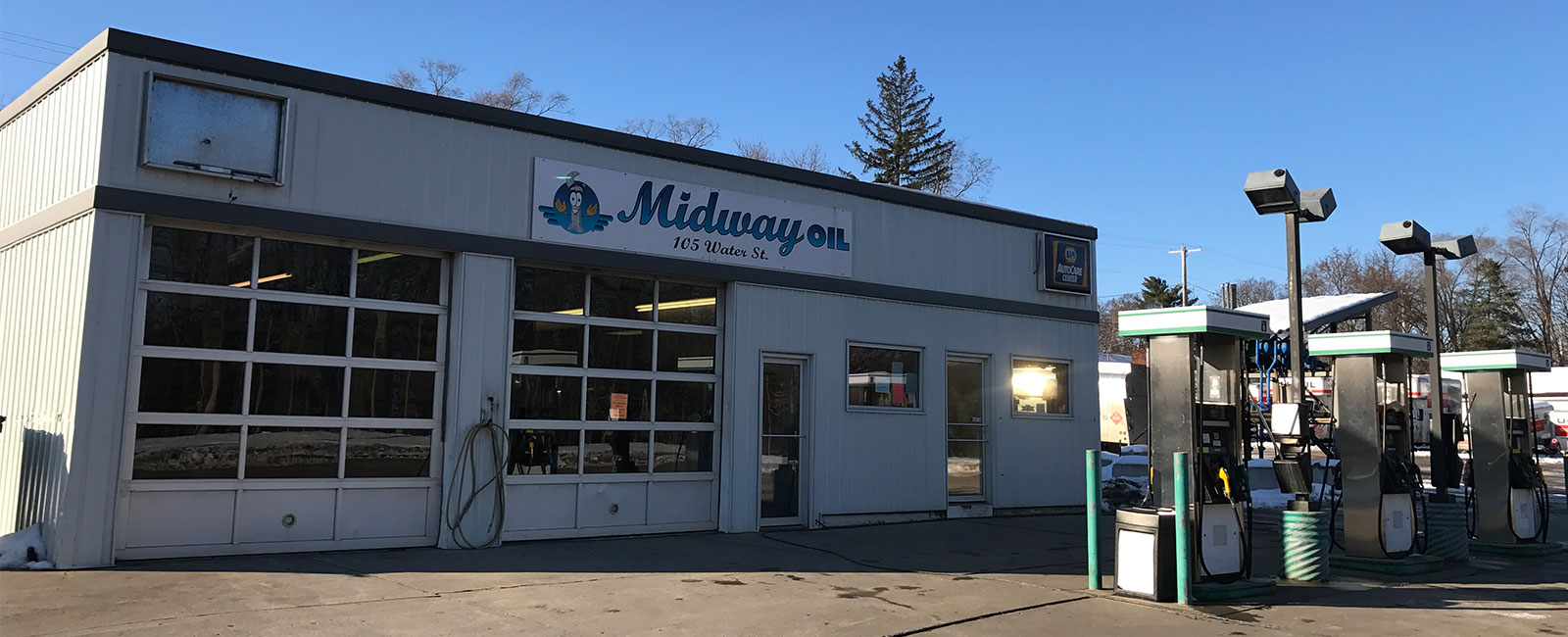Midway Oil